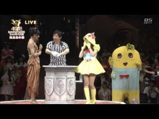 Rena Nozawa vs Kojima Haruna AKB48 34th Single Senbatsu Janken HD
