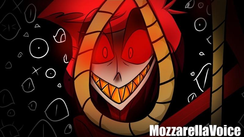 Хазбин фан аниматик Семейная Песня Про Петлю Hazbin Fan Animatic The Family Friendly Noose Song