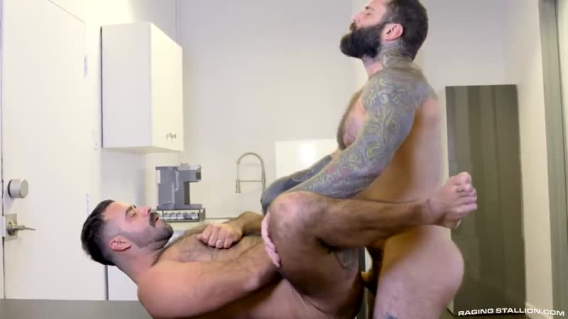 RagingStallion My Boss is A Dick Teddy Torres Markus Kage