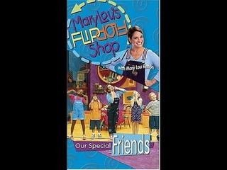 Mary Lou Retton's Flip Flop Shop Our Special Friends (Inspirational Version)