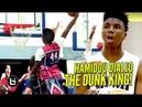 Hamidou Diallo is The Dunk KING Kentucky's Next ELITE Guard CRAZY Official Mixtape