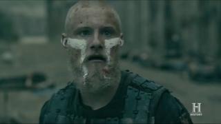Vikings - Björn's Defeat Speech to Kattegat [Season 5B Official Scene] (5x20) [HD]
