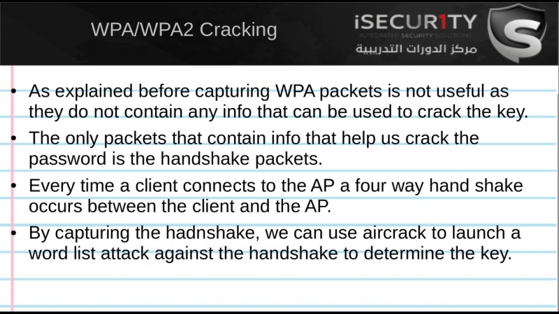 25. Взлом WPA - Теория взлома WPA и WPA2