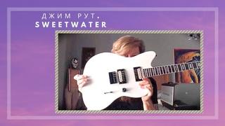 Джим Рут. Интервью со Sweetwater про его новую подписную гитару Jazzmaster. Часть 1/3
