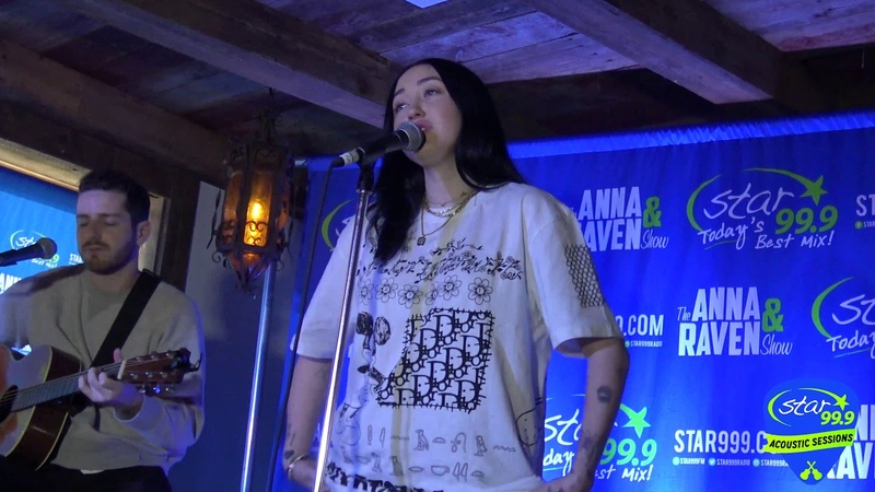 Star 99 9 Acoustic Session with Noah Cyrus July