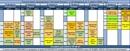 Расписание тренировок на следующую неделю с 24 февраля по 1 марта🌷    🌸ОБРАТИТЕ ВНИМАНИЕ🌸👇    ❗В СРЕ