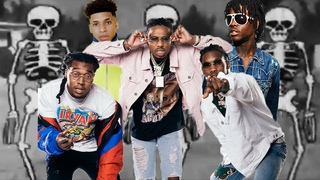 Migos - Spooky Scary Skeletons (ft. other artists)