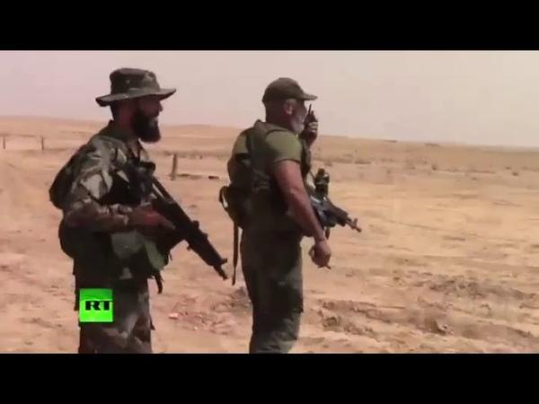Американцы вывозят главарей ИГИЛ из Дейр эз Зора