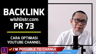 apa itu backlink Youtube   Optimasi Youtube Channel Dengan Backlink