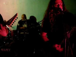 Land Of Tears - Vinho,live in D de Caxias-12-13-08