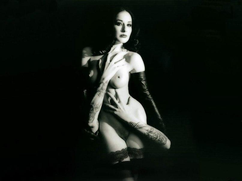 Marilyn manson suck dick ex girlfriend photos