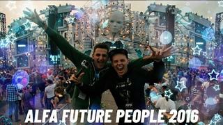 ALFA FUTURE PEOPLE 2016