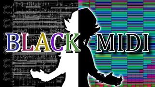 BLACK MIDI - Искусство Невозможных Мелодий / а ещё про Touhou и Doujin Music