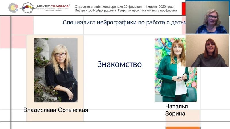 Забытая игрушка или путешествие в детство Наталья Зорина и Владислава Ортынская
