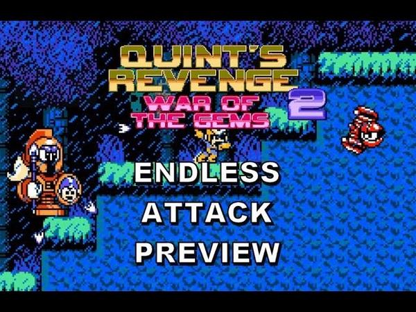 Quint's Revenge 2 Endless Attack Preview