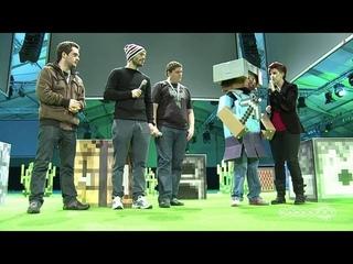 Costume Contest - MineCon 2012