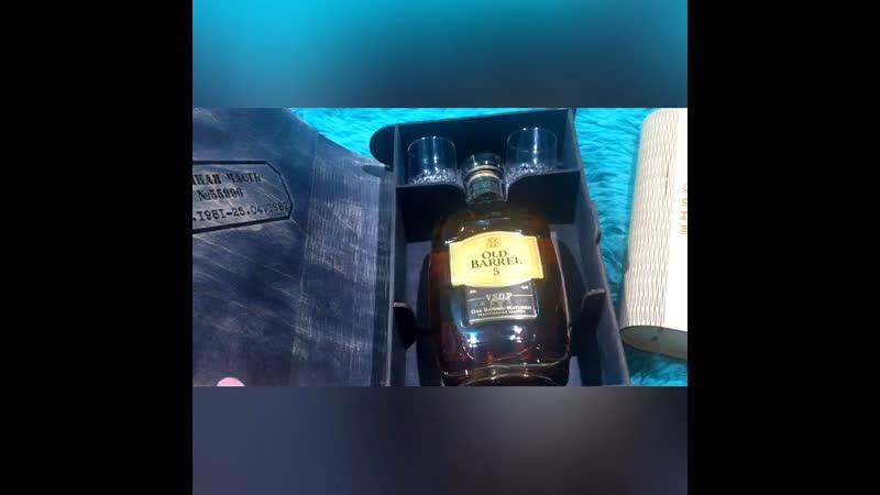 Коробки Дело под бутылку и стопки