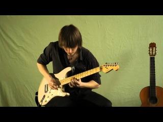 Niccolo Paganini - Caprice  by Volodymyr Matviychuk