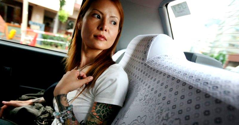 Женское лицо якудза, или Что вы не знали про японскую мафию., изображение №13