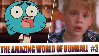 The Amazing World of Gumball Tribute to Cinema (Part 3)