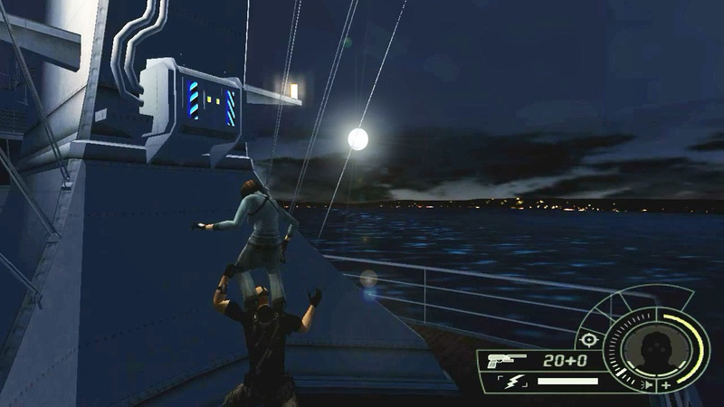 Splinter Cell Double Agent Cozumel Mexico Honeymoon Cruise PS2 Version