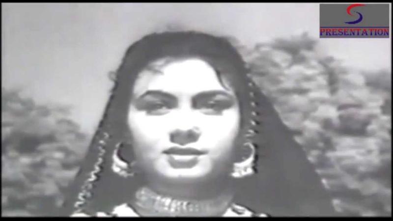 Aanewale Ko Aana Hoga - Lata Mangeshkar, Rafi - SOHNI MAHIWAL - Bharat Bhushan, Nimmi