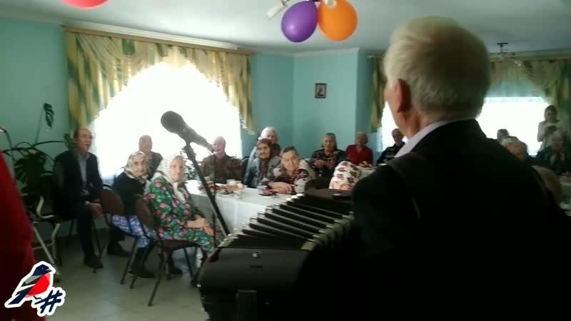 Молодёжка ОНФ посетила Прохоровский дом интернат для престарелых и инвалидов