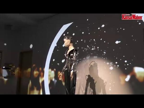 Будущее наступило Робот проповедник в Японии