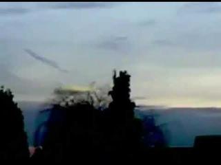 Новое видео НЛО в Нидерландах