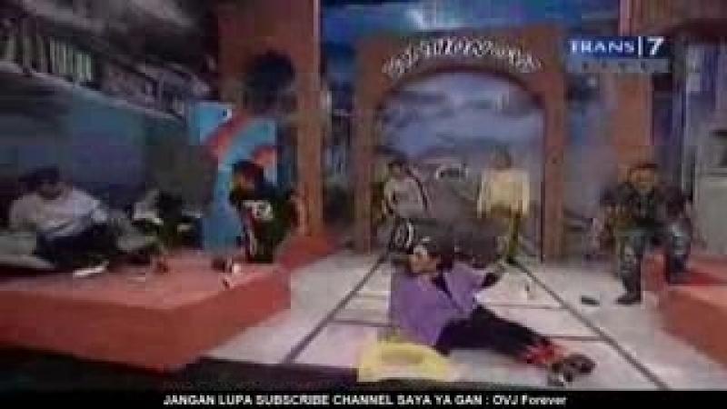 Opera Van Java (OVJ) - Episode Hantu Stasiun - Bintang Tamu Smash