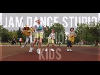 Hip-Hop kids школа танцев Jam Dance Studio