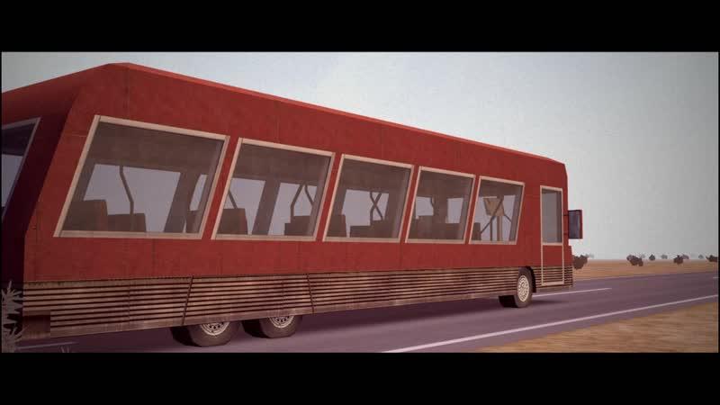Репортаж из автобуса