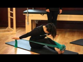 Upside-Down Pilates - Lesson 57 - Full 30 Minute Pilates Workout - HD