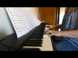 Aria of the Mage / Ария Чародея - piano version
