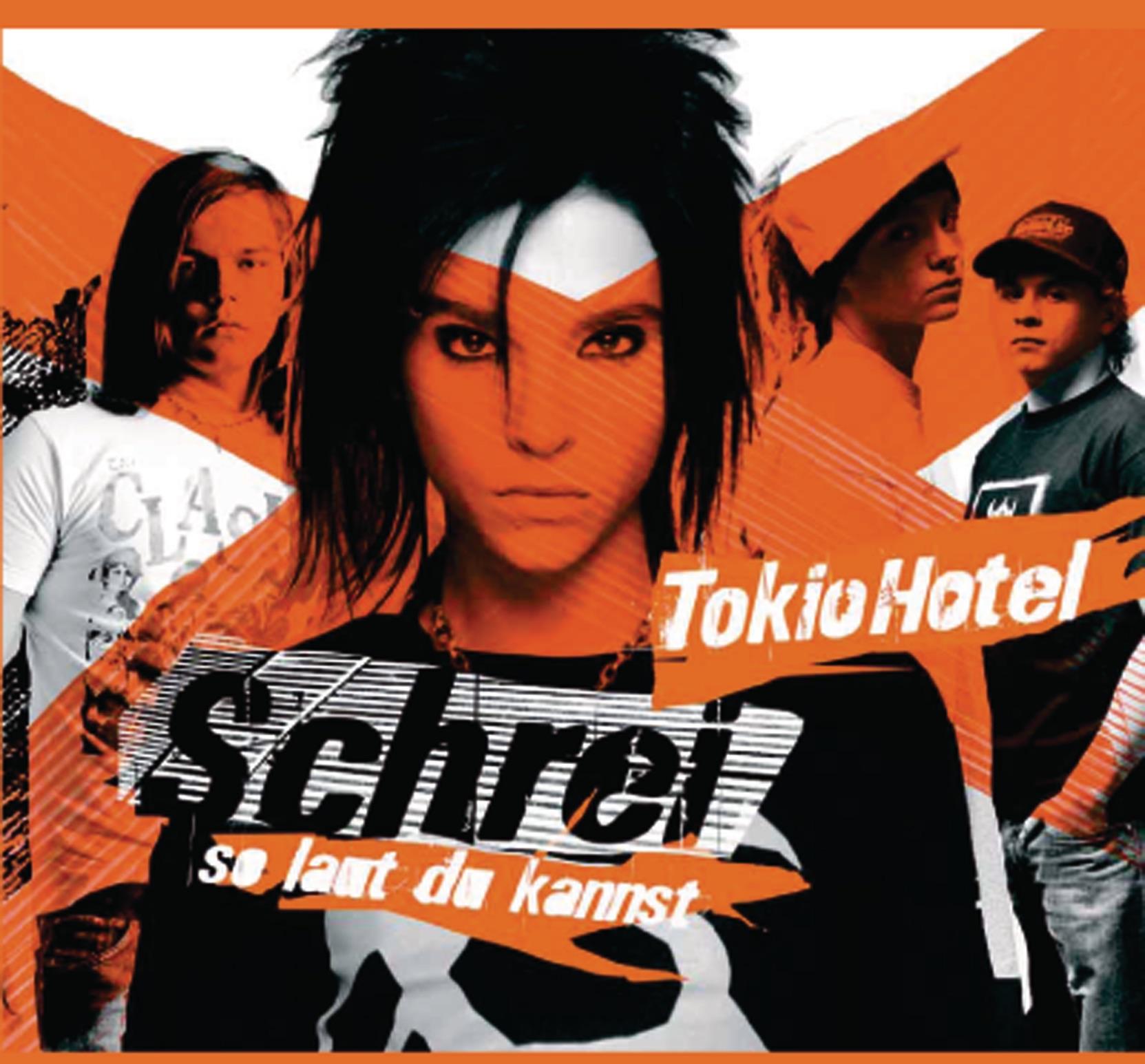 Tokio Hotel album Schrei: So Laut Du Kannst