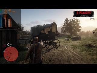 Red Dead Redemption 2 ryzen 5 3600 gtx 1060 3gb
