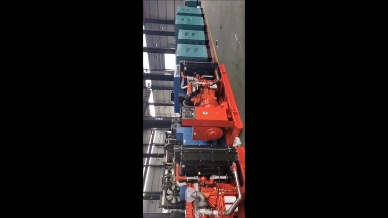 CE Approval Starlight Diesel Generator Set