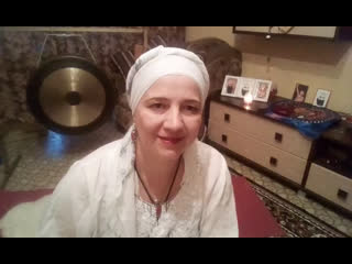 Медитация для нимба и очищения кармы
