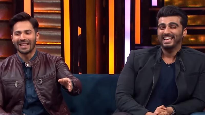 Yaaron Ki Baraat Varun Dhawan Arjun Kapoor Hindi Zee Tv Serial Talk Show Episode 5