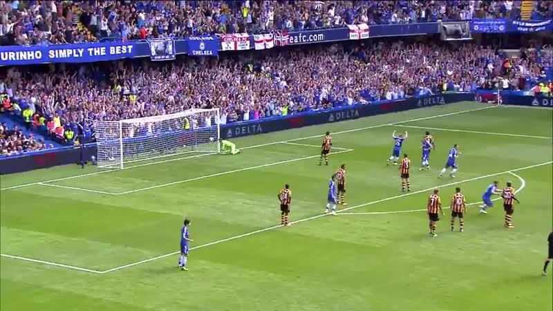 Frank Lampard gold vs Hull TBT