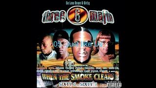 Three Six Mafia When The Smoke Clears, Sixty 6, Sixty 1 (Full Album)