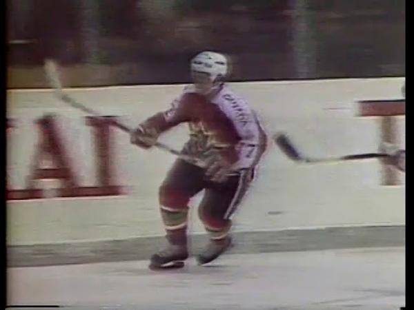 15 апреля 1979 года ЧМ Канада Чехословакия