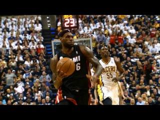 Phantom: LeBron & Wade's BIG game 3 dunks!