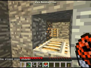 Баги в Minecraftе *1 - Бесконечный генератор шахт) (ВНИМАНИЕ!!! Опасно для жизни!!!)