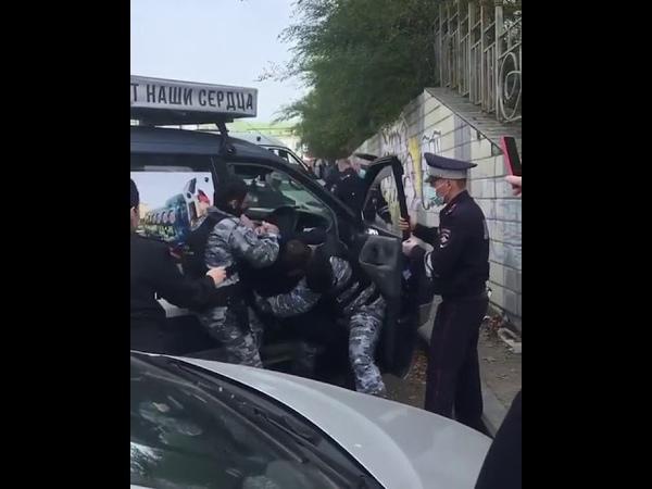 Конфискация Фургаломобиля 2