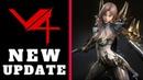 V4 NEXON GLOBAL - New Update, New Region New Skills For All Classes NEW FREE TO PLAY MMORPG 2020