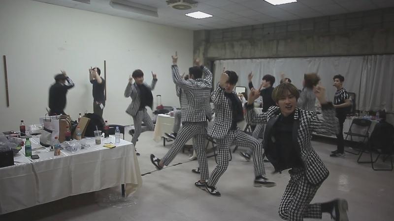 SUPER JUNIOR-DE 슈퍼주니어-DE 촉이 와 CHOK CHOK DANCE (Everybodys CHOK CHOK DANCE)
