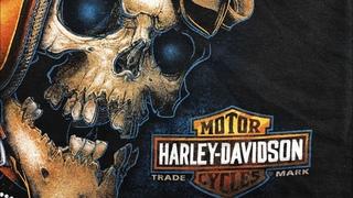 Футболки сток. Harley-Davidson. XXL Америка. Лот 888 ( 14.6 кг/67 шт.) Цена 22,5 €/кг.с-с 431 руб.