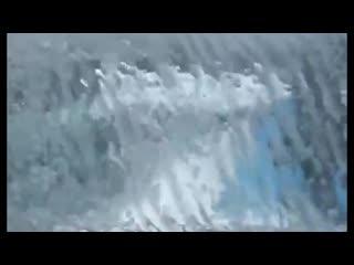 Мегашторм в Тихом Океане (ambient)