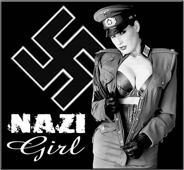Nazi women porn